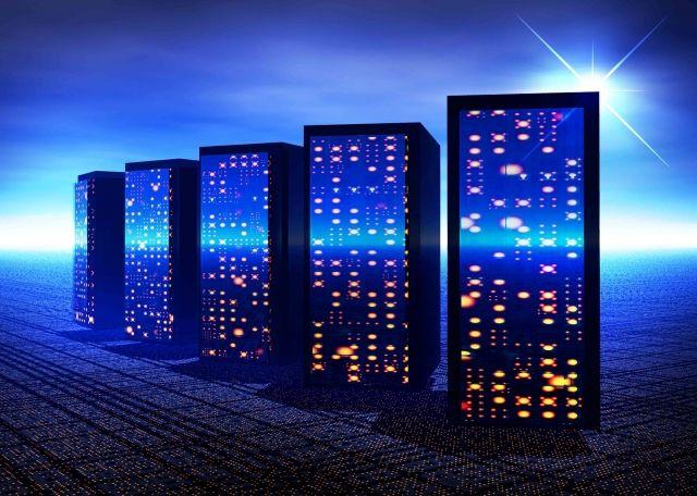 レンタルサーバーのイメージ写真