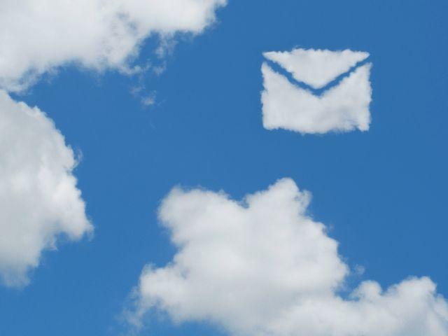 電子メールのイメージ写真
