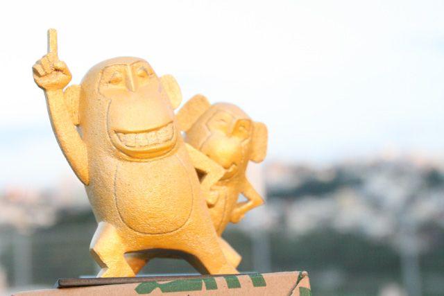 2016年ゴールデンモンキーbyガゼロ