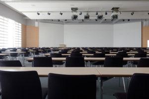 セミナー会場のイメージ写真