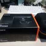 SONY DSC-RX100M3 コンパクトデジタルカメラ
