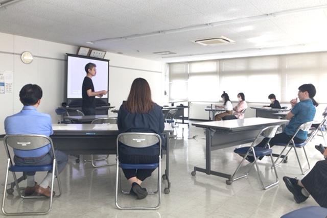 琉球新報開発にてセミナー